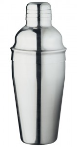 klassisk drinks shaker