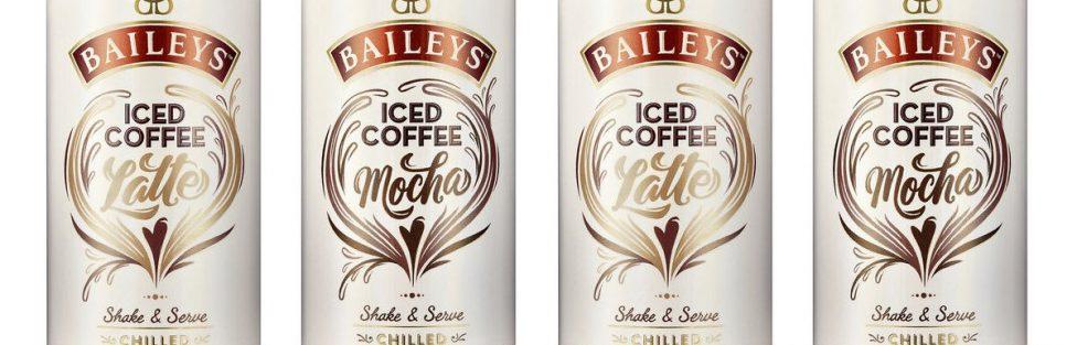 Baileys lancere ny dansk iskaffe