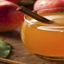 Hot Cinnamon Apple drink recipe
